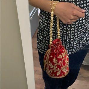 potli bag ( small hand bag)